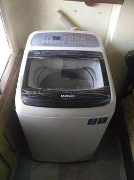 Samsung washing machine 6.5 kg top load