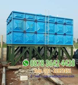 Roof tank frp tangki fiber