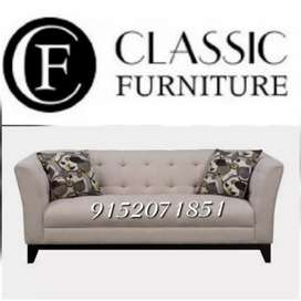 New classic 3 seater sofa factory price#33