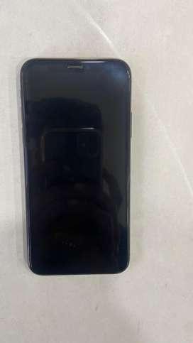 Iphone X 64GB black colour