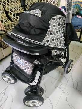Baby Stroller / Pram - Few Months Old