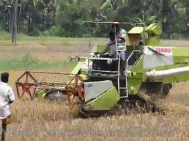 Need urgently Harvest Operators for paddy cutting machine