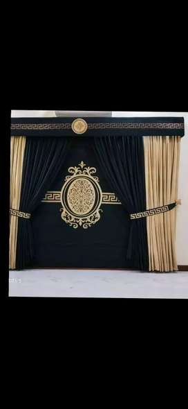 Best and luxury parde and curtains in Lahore