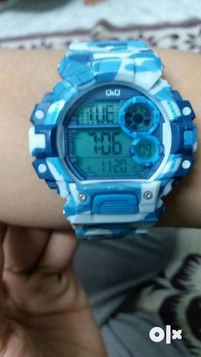 This Watch is of Double Time 0