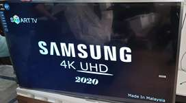 "Huge Offer Samsung 85"" 4K UHD HDR+ 2160p Resolution Made Malaysia Led"