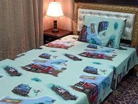 Bed sheets pack 2