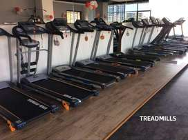 USED TREADMILLS from 5,990  1 YEAR ONSITE WARRANTY  20 Models in Displ