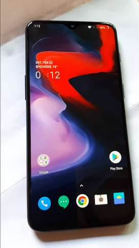 OnePlus 6T (Official PTA Approved)