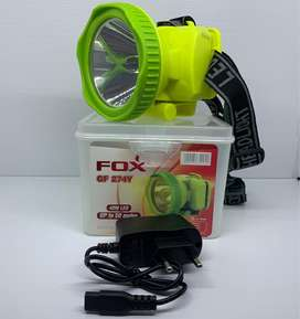 Senter Kepala LED FOX GF 274Y