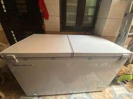 Brand new deep freezer voltas 400 ltrs