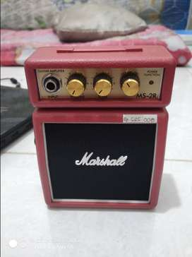 Amplifier mini Marshall MS-2R