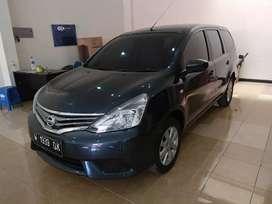 Nissan Grand Livina 2015 Matic MPV Mobil Keluarga Istimewa Low KM