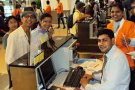 Urgent Requirement Of Ticketing Executive At Chandigarh Airport