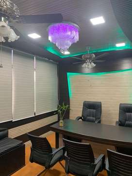 Luxurious furnished office cabin