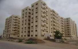 Flat Apartment File 800sqft 2 bed for sale in Naya Pakistan Housing