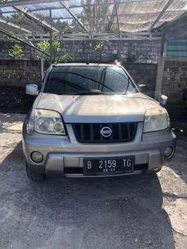 Jual Nissan Xtrail ST Matic 2003 Cibinong Rawatan