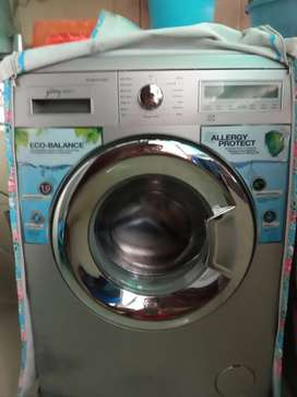 Godrej front loaded 7kg fully automatic washing machine