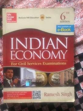 Ramesh Singh Exonomics Upsc