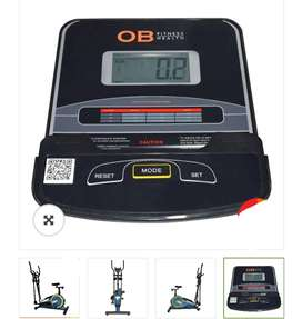 OB fit type OB-1821 new elliptical cross trainer with seat