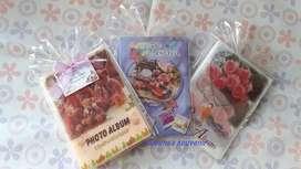 souvenir foto album
