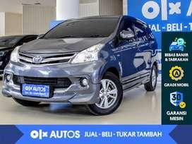 [OLXAutos] Toyota Avanza 1.5 G Luxury M/T 2015 Abu - Abu