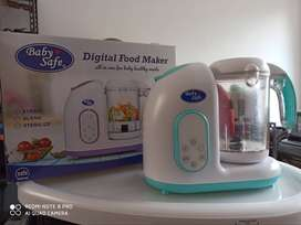 Dijual preloved Baby Safe Food Maker dan Slow cooker bundle murah