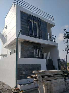 Own a duplex villa at a price of 25Lacs in OMR Kelambakkam