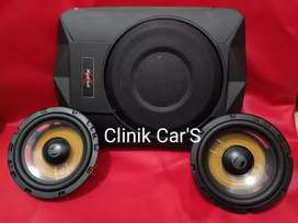 Sound system audio mobil Subwoofer xplod vs buddy**