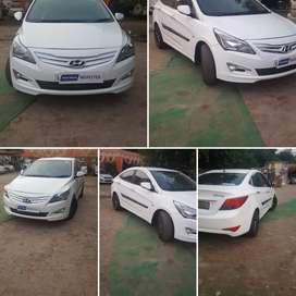 Hyundai Verna Fluidic 1.4 CRDi GL, 2015, Diesel