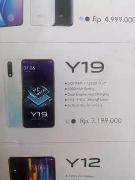 Cicilan member aeon handphone Vivo Y19