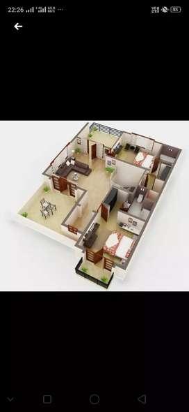 New Apartment flats renigunta road AP
