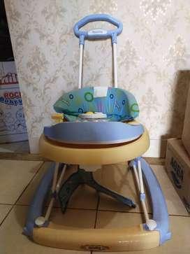 Baby roller mulus