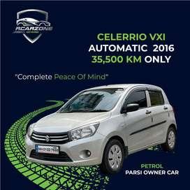 Maruti Suzuki Celerio 2014-2017 VXI AT, 2016, Petrol
