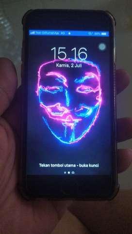 Iphone 6/16 Gb ( Hp+cash aja )