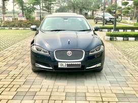 Jaguar XF 2014 Diesel Well Maintained