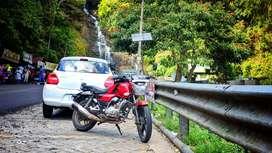 Mileage & Comfortable ride Bajaj V15