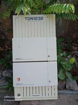 Pabx Panasonic type KX-TDN1232