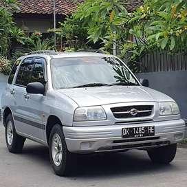 Suzuki Grand Escudo 1.6 MANUAL 2003 Asli Bali,Bisa Kredit/Tukar Tambah