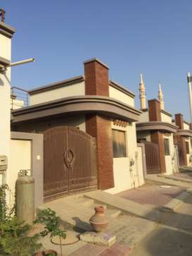 House available in (Saima Arabian Villas) near 4k chorangi