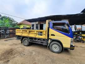Jual Canter 110 PS 4 Ban Th 2015 mulus