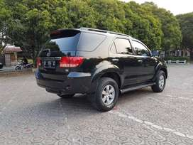 Toyota Fortuner G Luxury Automatic 2005 Bisa Cash atau Credit