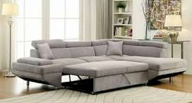 Grey and brand new sofa set sells wholesale manufacturers