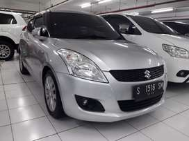 Suzuki Swift 1.4  tipe GX A/T th 2013