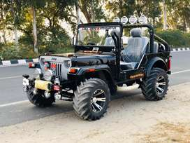 Hunter Modified jeeps & thars