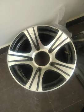 15 inches wheel for Scorpio , & bolero