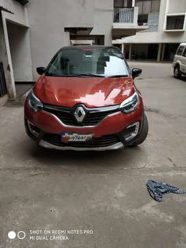 Renault Captur 2019 Diesel Well Maintained in Good Condition Dual tone