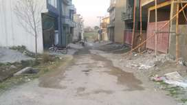 Plot for sale in Wah Model Town, Wah Cantt.