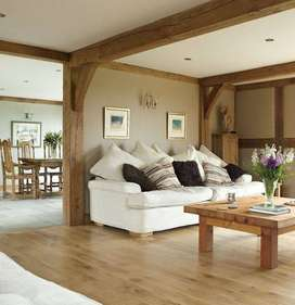 High Quality Imported Wooden Flooring - Rs. 75 per sqft
