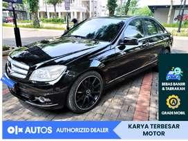 [OLX Autos] Mercedes Benz C200K 2009 1.8 A/T #Karya Terbesar Motor