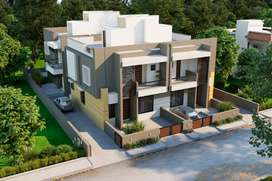 Booking of 4Bhk Luxurious Bungalows  - J.J.ESTATE